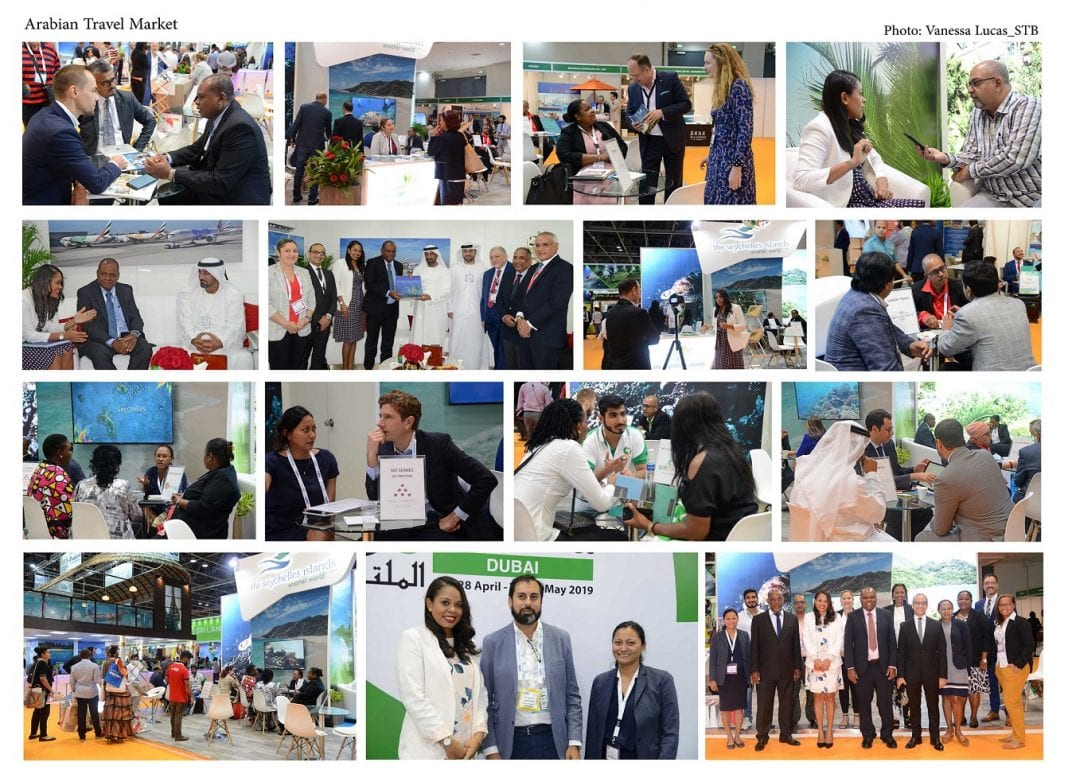 Seychelles Tourism Board records successful participation at 2019 Arabian Travel Market in Dubai
