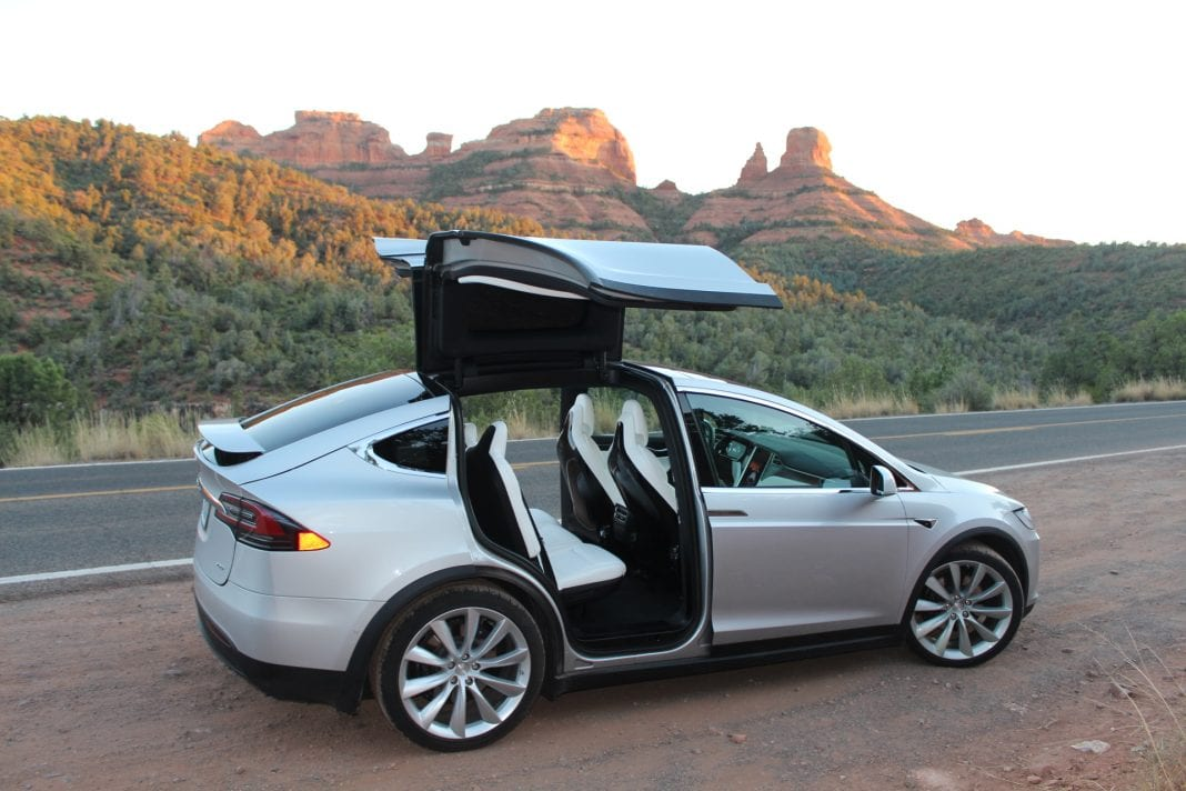 Can you take an iconic road trip in an electric vehicle?