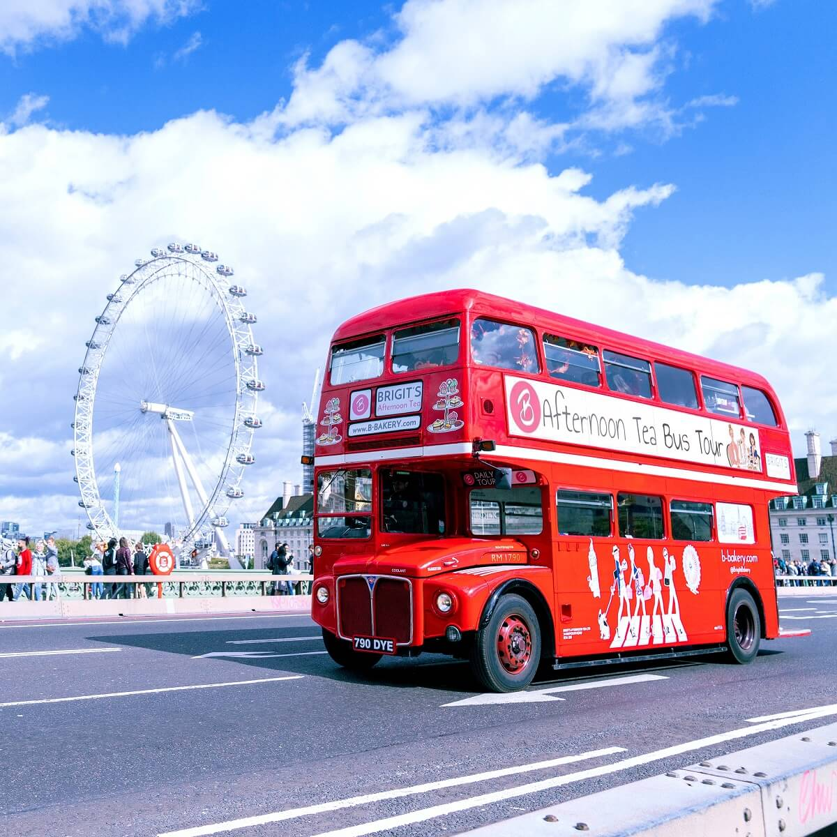 , Iconic red Routemaster bus to feature at WTM London 2019, Buzz travel | eTurboNews |Travel News