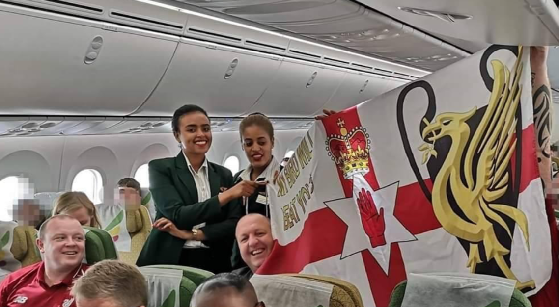 , Ethiopian delighted to serve Liverpool and Tottenham fans, Buzz travel | eTurboNews |Travel News