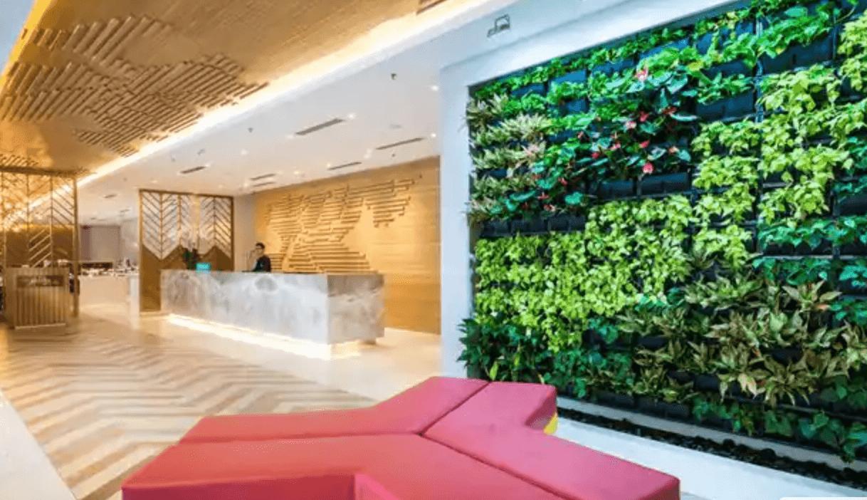 Hilton Garden Inn: First hotel in Malaysia