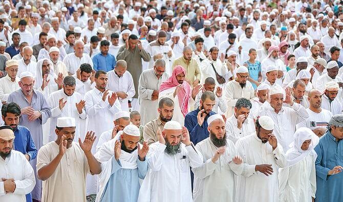 """Eid Season"" in Saudi Arabia attracts 5 million visitors in 5 days"