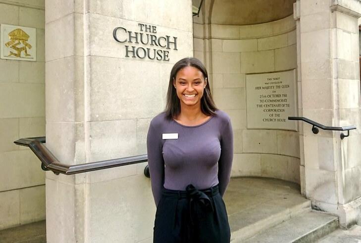, Church House Westminster welcomes new Events Coordinator, Buzz travel | eTurboNews |Travel News
