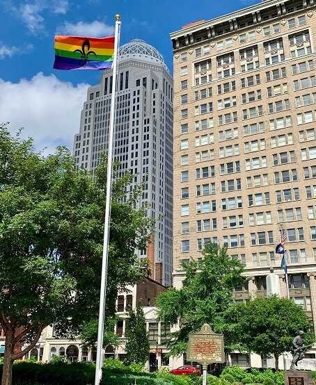 , Louisville flying high during colorful Pride Week, Buzz travel | eTurboNews |Travel News