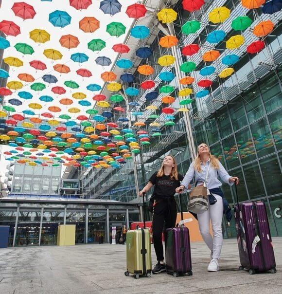 , 'Super Power' artwork on display at Heathrow Airport, Buzz travel | eTurboNews |Travel News