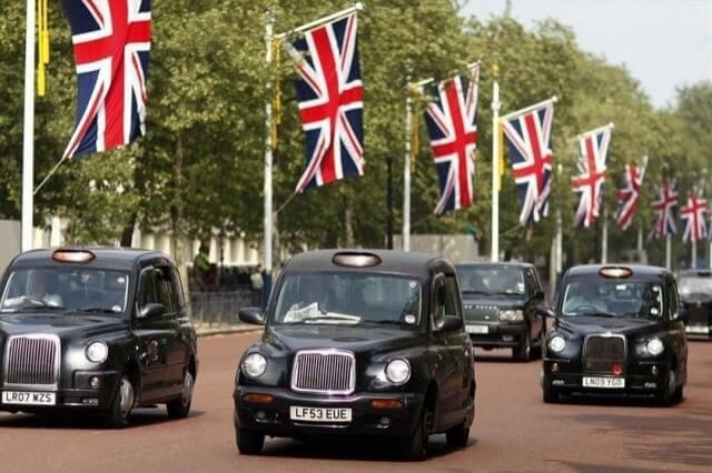 Tourism Nova Scotia and WestJet Airlines launch London taxi campaign
