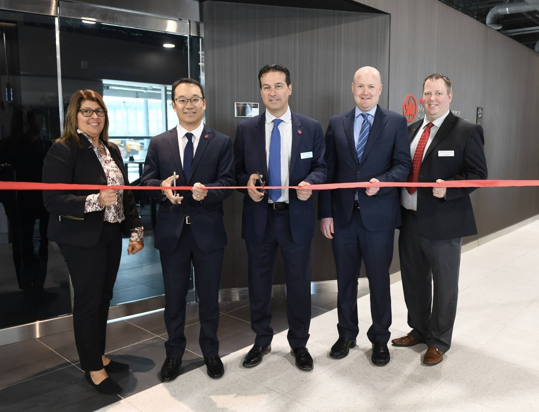 Air Canada unveils Maple Leaf Lounge Express at Toronto Pearson International Airport