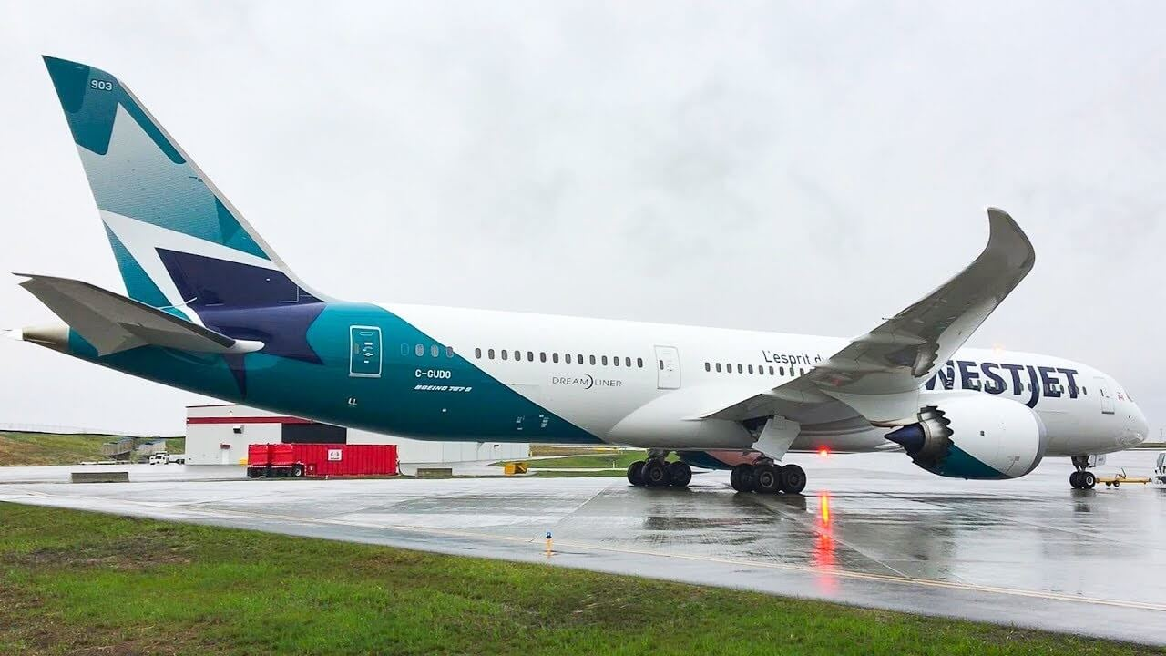 WestJet launches nonstop Calgary-Dublin service with 787 Dreamliner