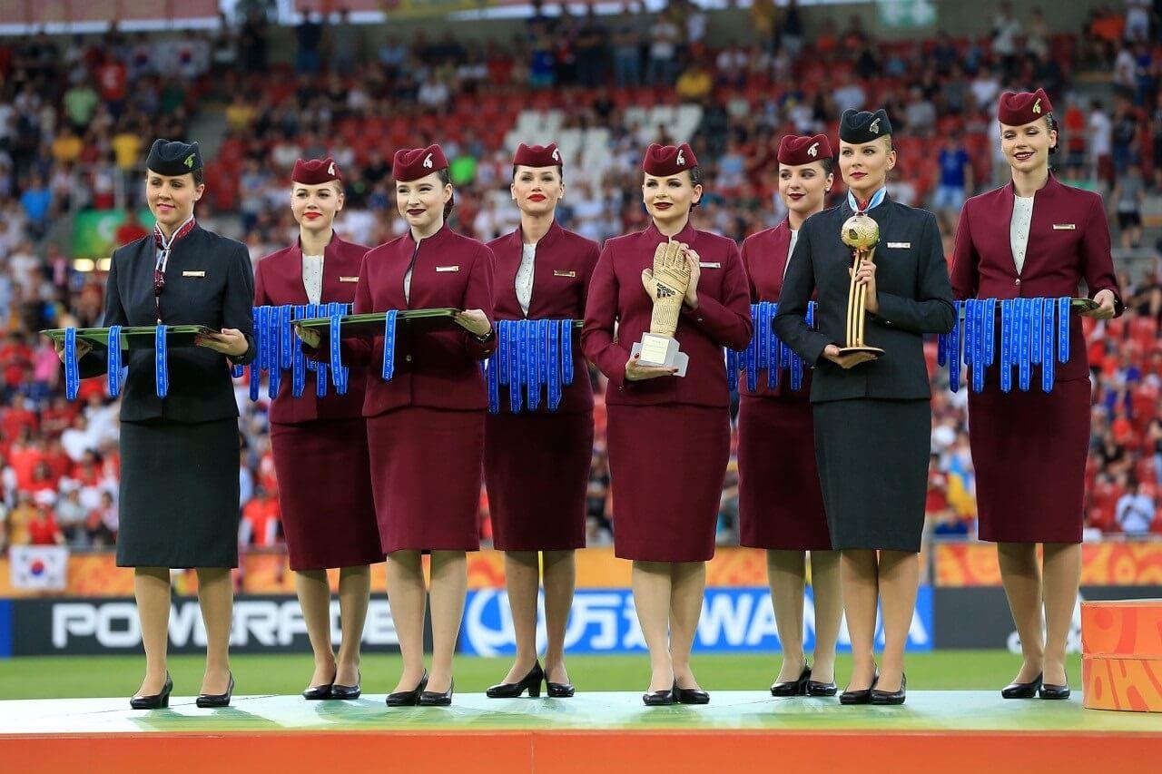 Qatar Airways Congratulates Ukraine As The Winner Of Fifa U 20 World