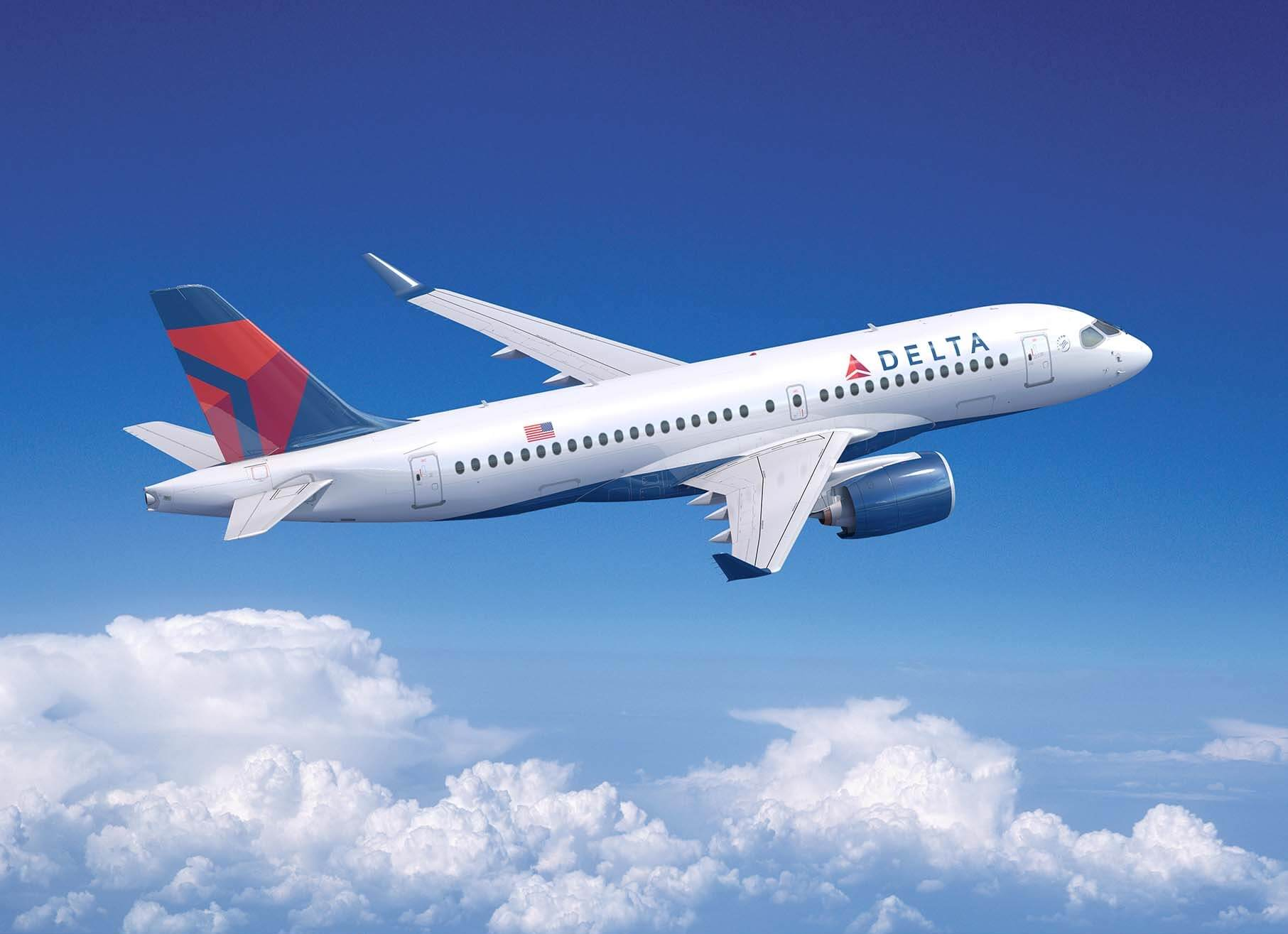 Delta Air Lines orders five additional Airbus A220 aircraft