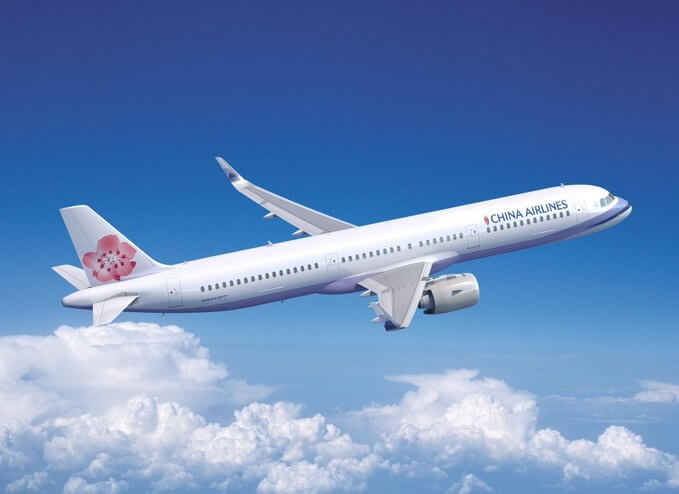 China Airlines selects Airbus A321neo for its single aisle fleet