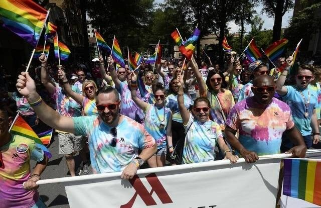 , Marriott Hotels in the Midwest celebrate Pride Month in June, Buzz travel | eTurboNews |Travel News