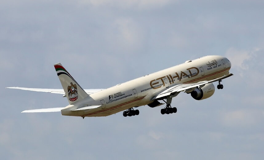 Passenger safety highest priority: Etihad Airways suspends flights through Iranian airspace