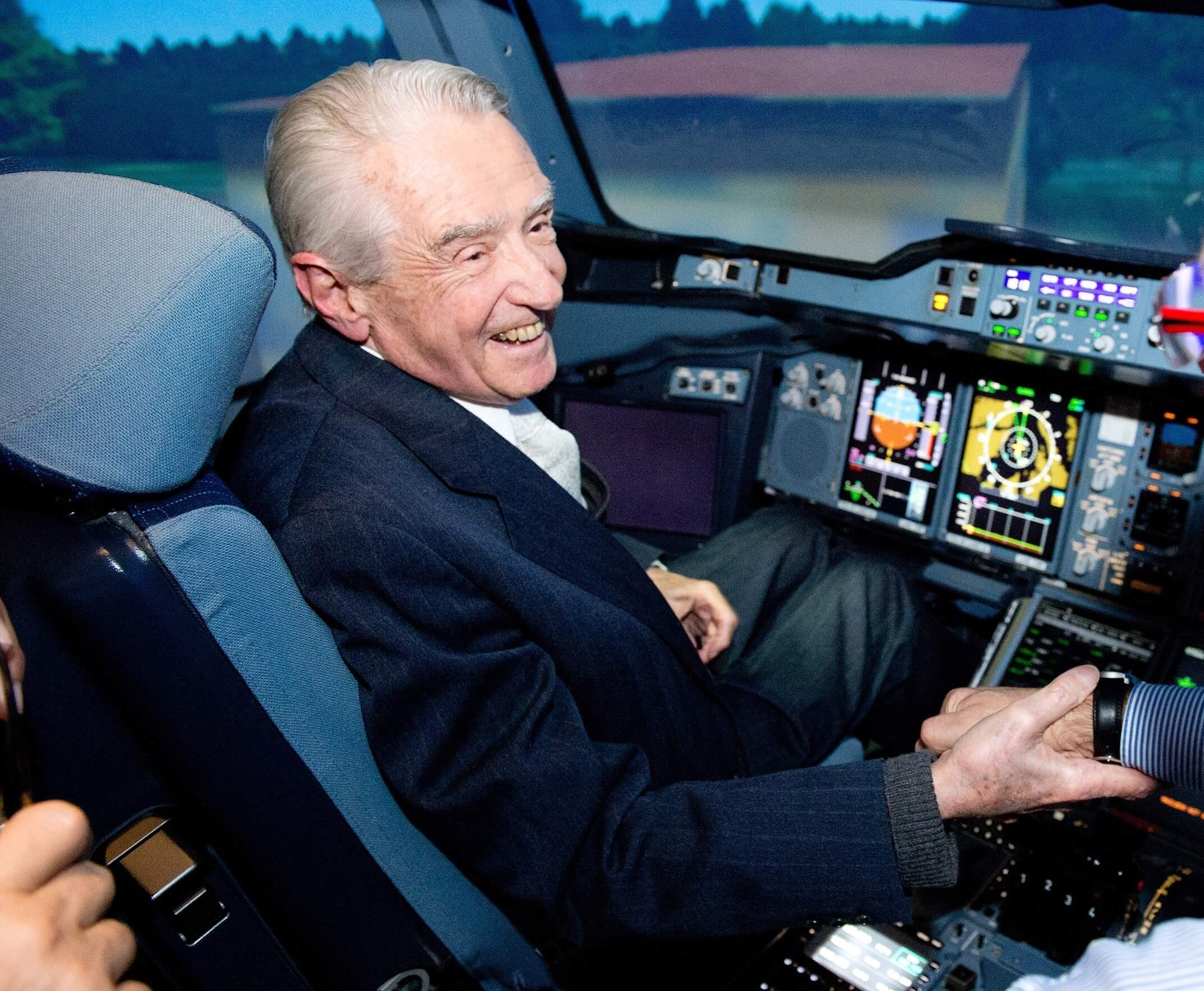 Airbus Founding Father And Visionary Roger Beteille Passes Away