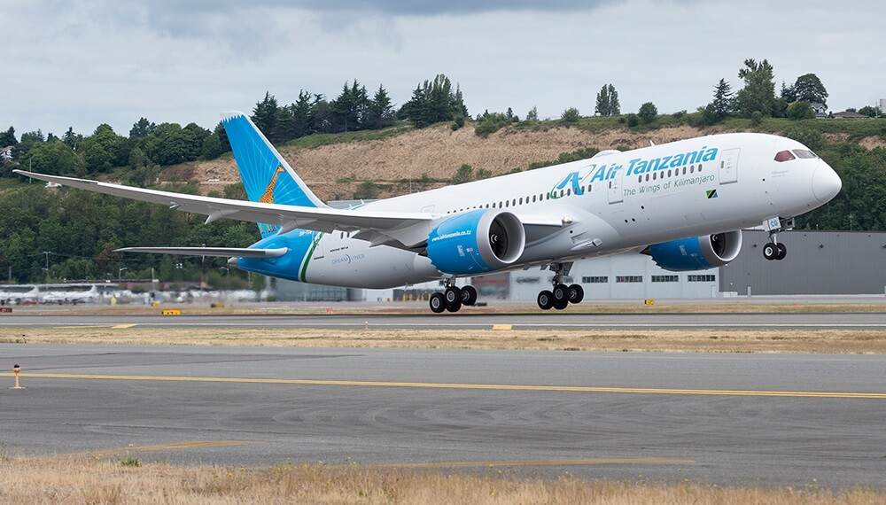 Air Tanzania set for South Africa flights