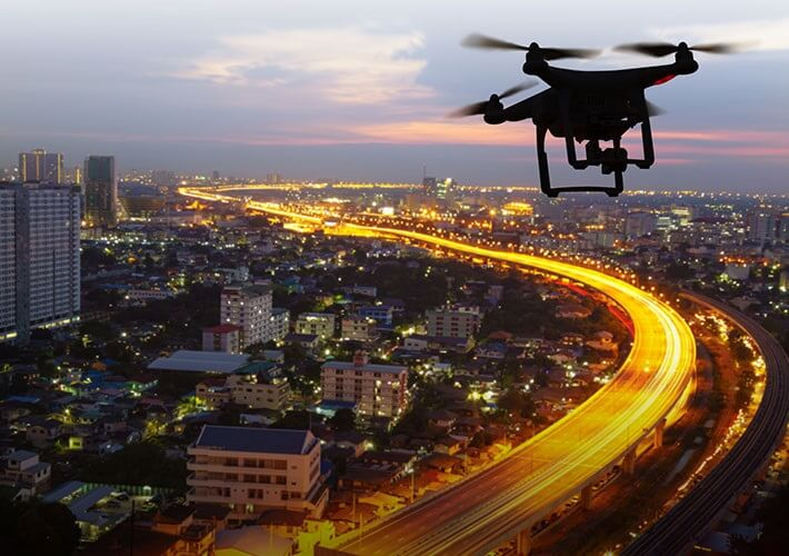 Amsterdam starts exploring use of drone technology