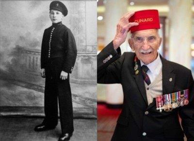 , Cunard cruise line welcomes back its oldest living former crewmember, Buzz travel | eTurboNews |Travel News