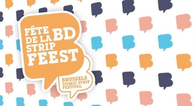François Schuiten designs the poster for 2019 Brussels Comic Strip Festival