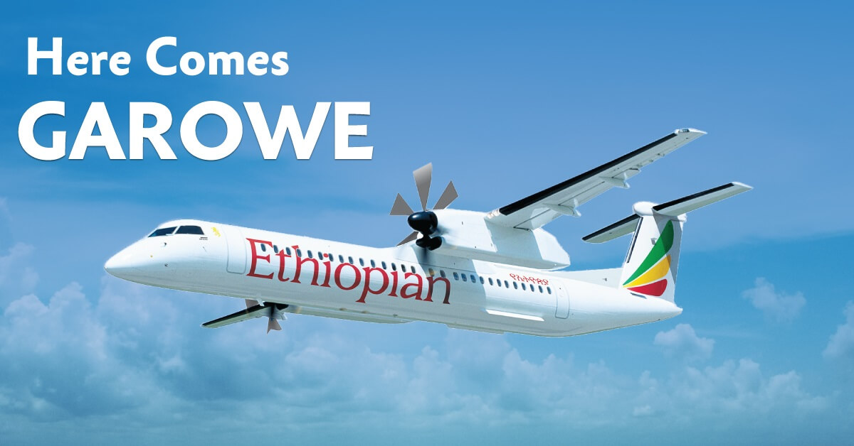 Ethiopian Airlines launches flights to Garowe, Somalia