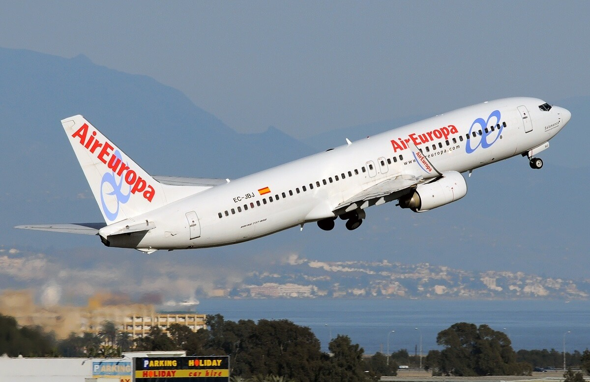 Air Europa announces new Malaga-Tel Aviv service