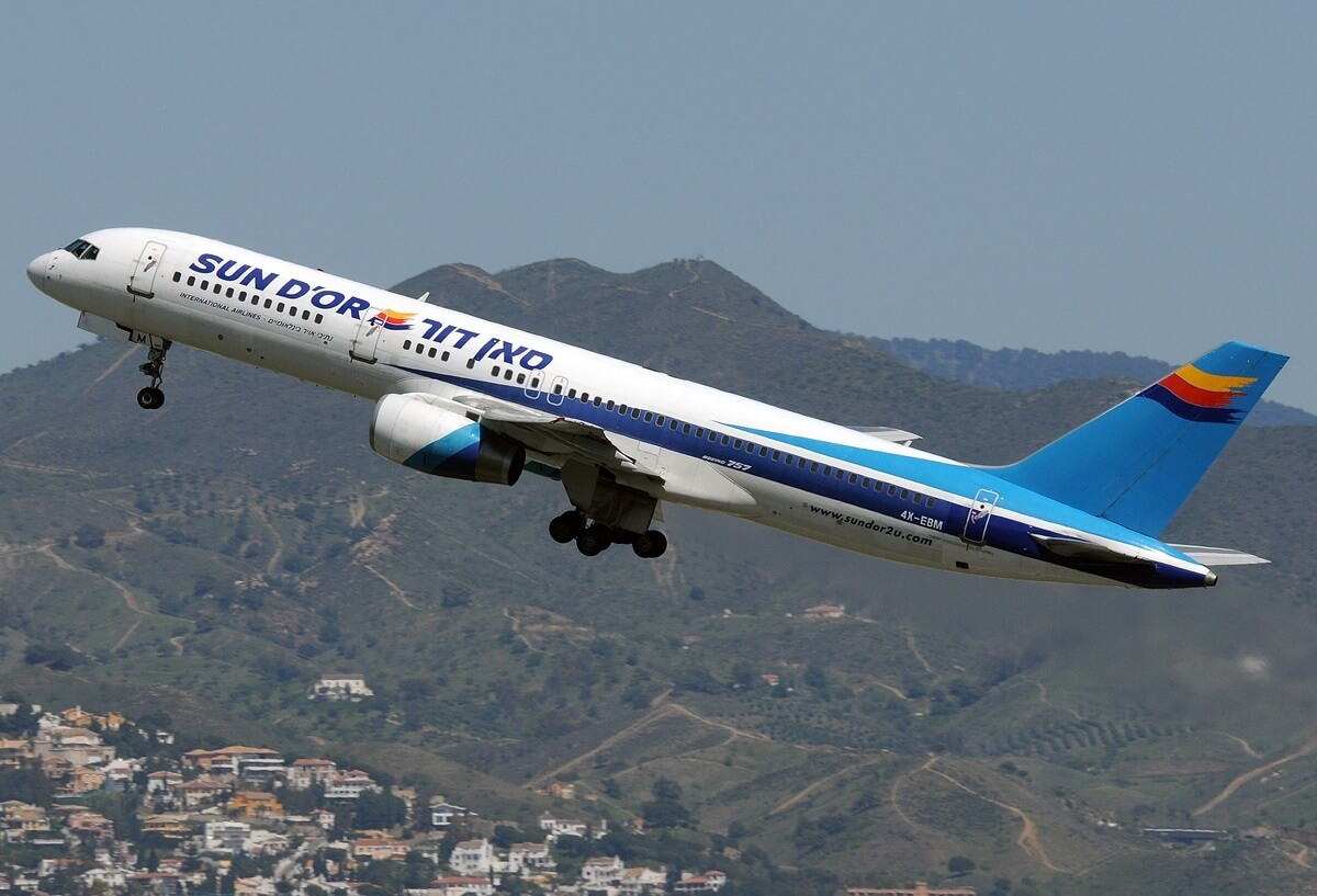 El Al's subsidiary Sun d'Or launches Tel Aviv-Dubrovnik route