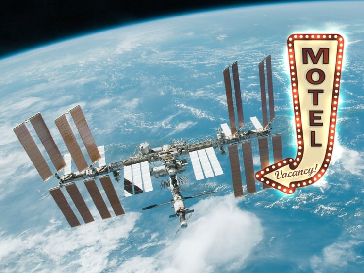 Cash-strapped NASA to allow private tourism to International Space Station