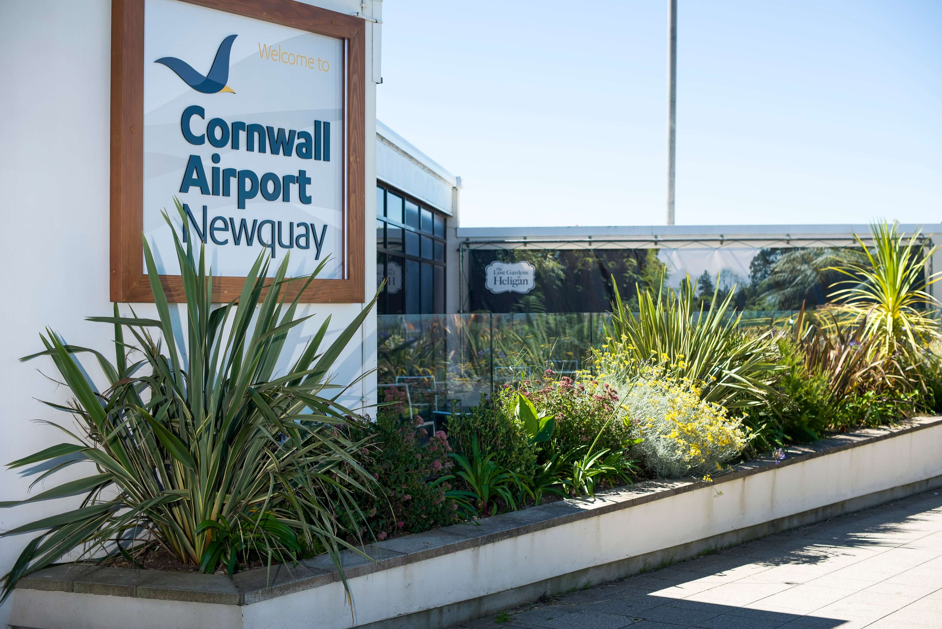 Cornwall Airport Newquay comes closer to the Channel Islands