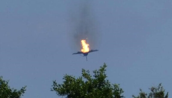 Two Eurofighter jets crash in popular German holiday destination