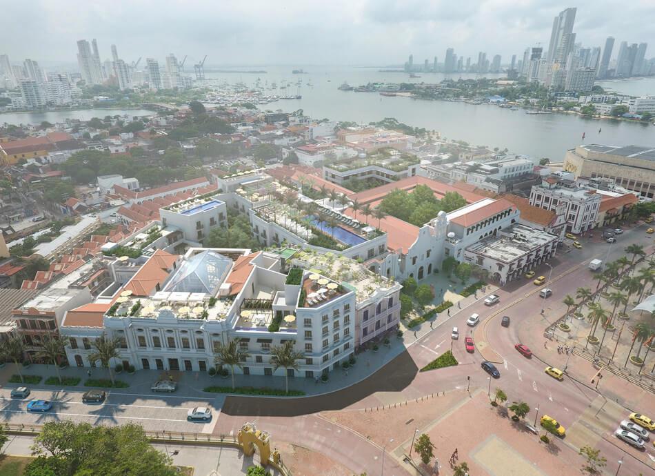 , Four Seasons Hotels and Resorts to restore Cartagena's architectural gems, Buzz travel | eTurboNews |Travel News