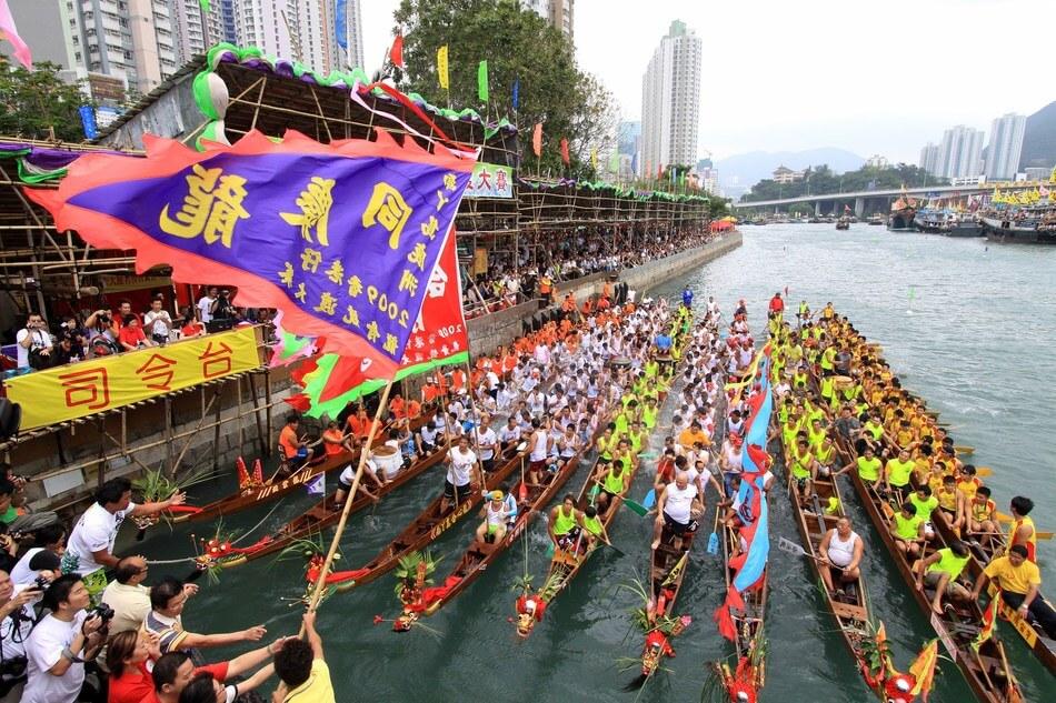 Dragon Boat Carnival is coming to Hong Kong