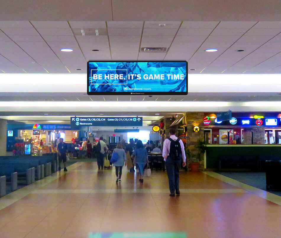 Clear Channel Airports signs new agreement with Palm Beach International Airport