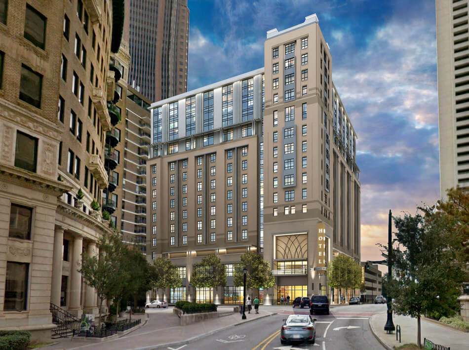 , New dual-branded hotel opens in Atlanta, Buzz travel | eTurboNews |Travel News