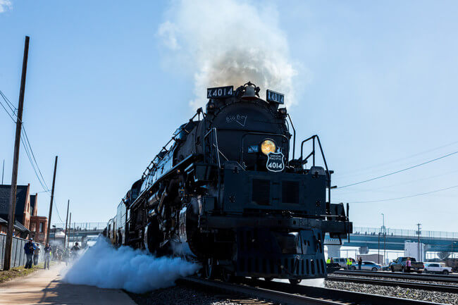 World's largest steam locomotive is returning to the rails