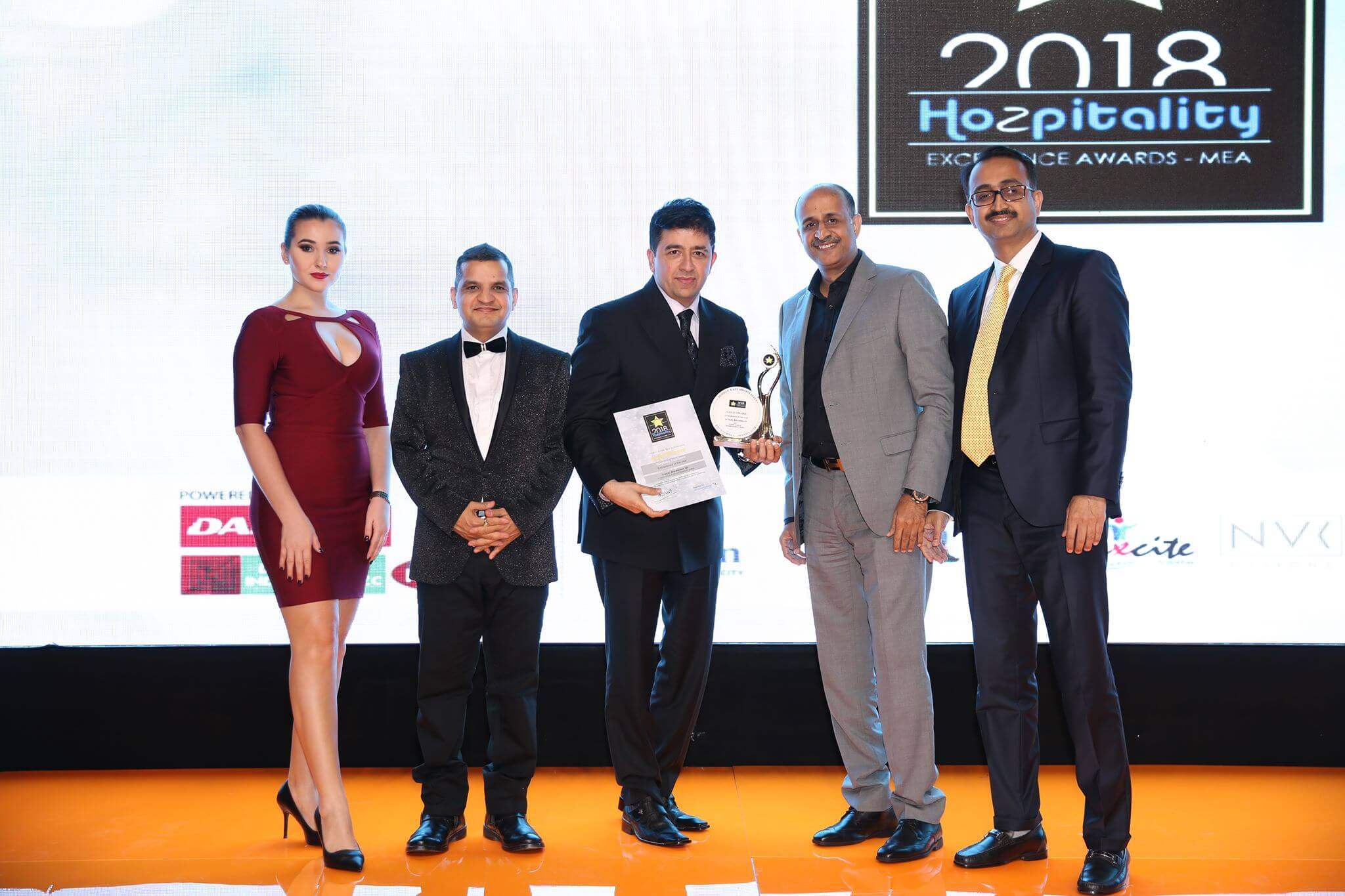 Rixos Premium Dubai JBR hosted 2nd Middle East Chef Excellence Awards