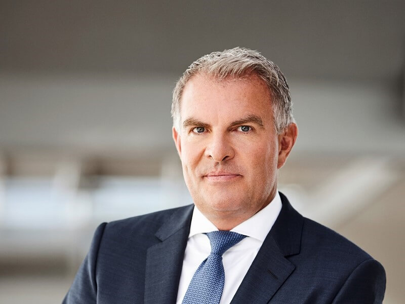 Carsten Spohr New IATA Board Chairman