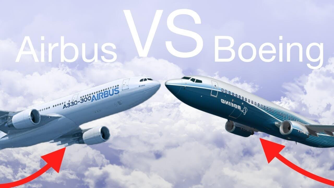 Image result for Boeing Airbus