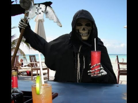 Death by Vacation: Think you're safe?