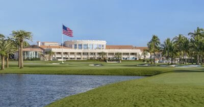 Doral 18th Hole Signature Clubhouse