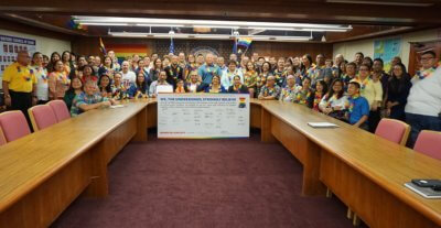 , Celebrating PRIDE month: Guam's first woman Governor signs first PRIDE Pledge, World News | forimmediaterelease.net