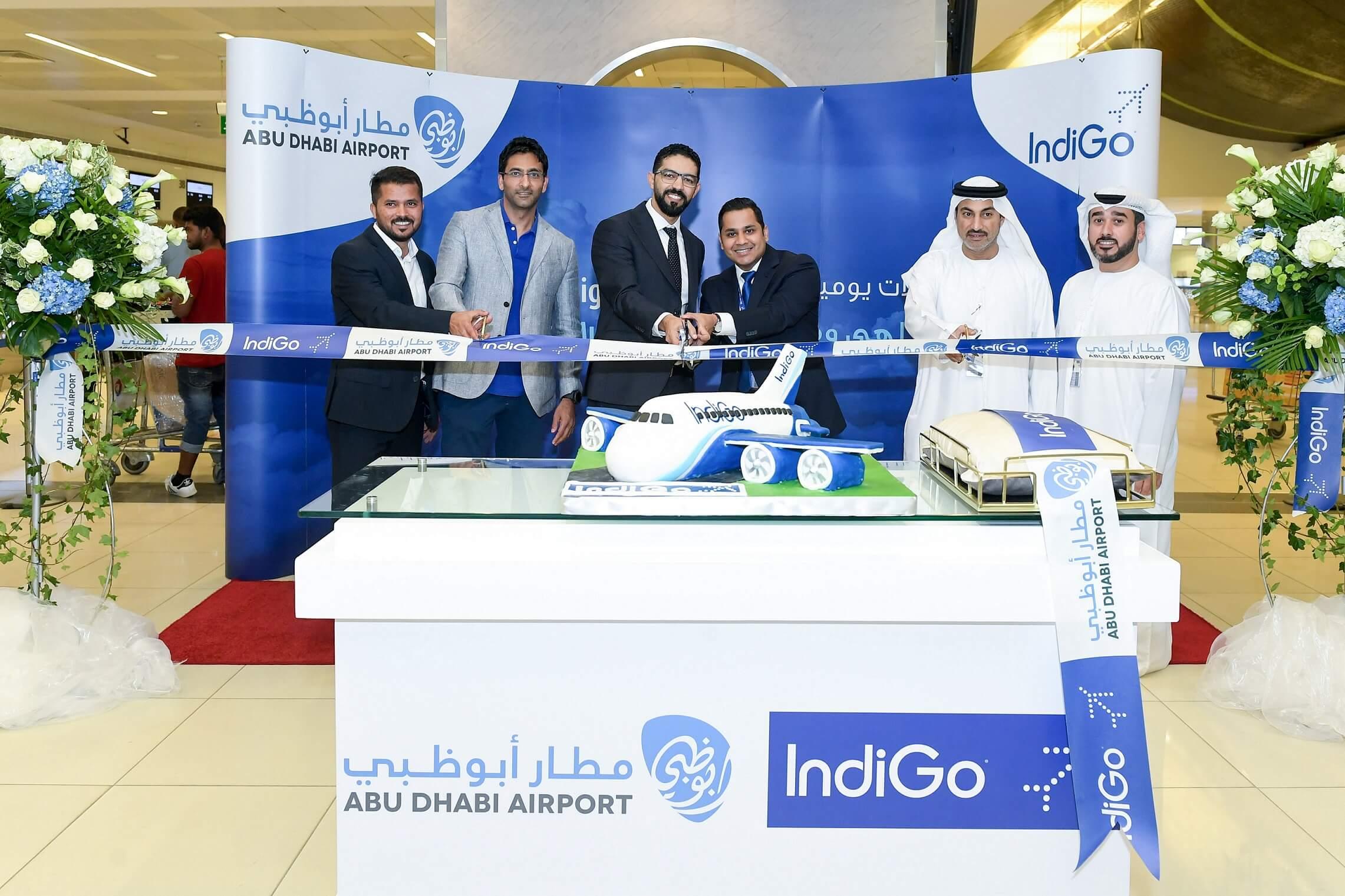 , IndiGo commences operations on two new routes between India and Abu Dhabi, Buzz travel | eTurboNews |Travel News