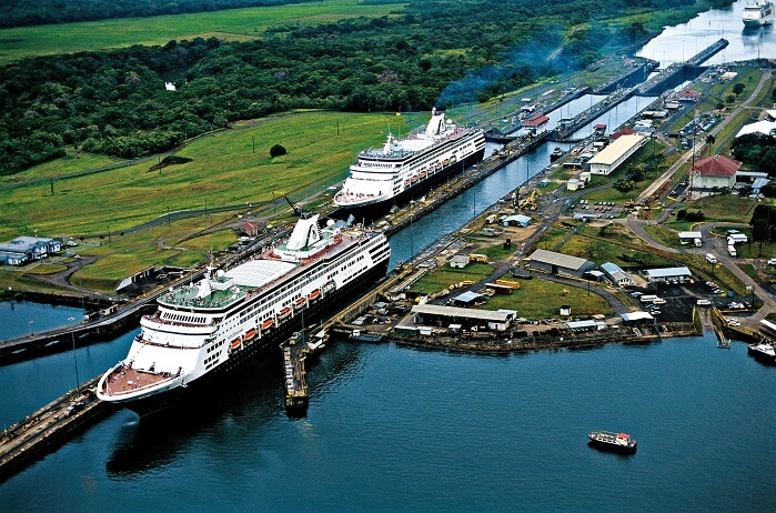 , Carnival Corporation: Panama Canal sailings, Buzz travel | eTurboNews |Travel News