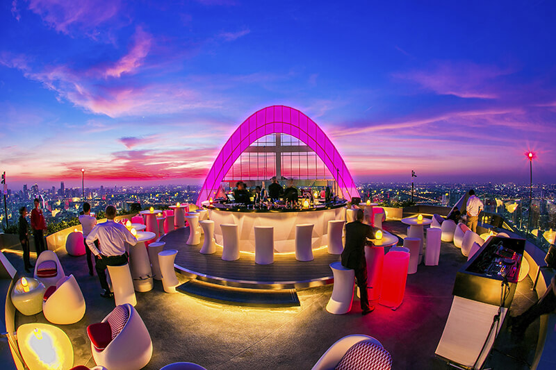 How Centara elevates evenings in Bangkok to the highest level?