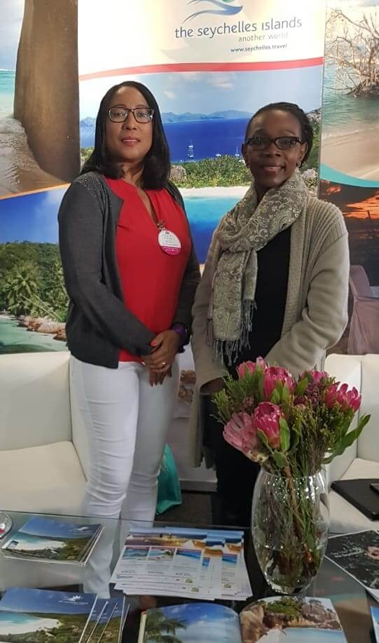 Air Seychelles and Seychelles Tourism join hands in South Africa