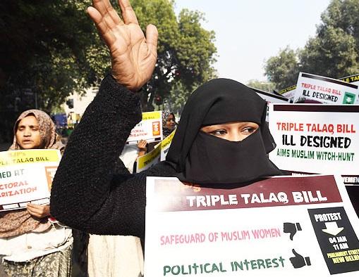 Barbaric and inhuman: India reintroduces Muslim 'triple talaq' divorce bill