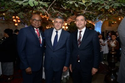 , Bartlett attends UNWTO Executive Council Meeting Welcome Reception, For Immediate Release | Official News Wire for the Travel Industry