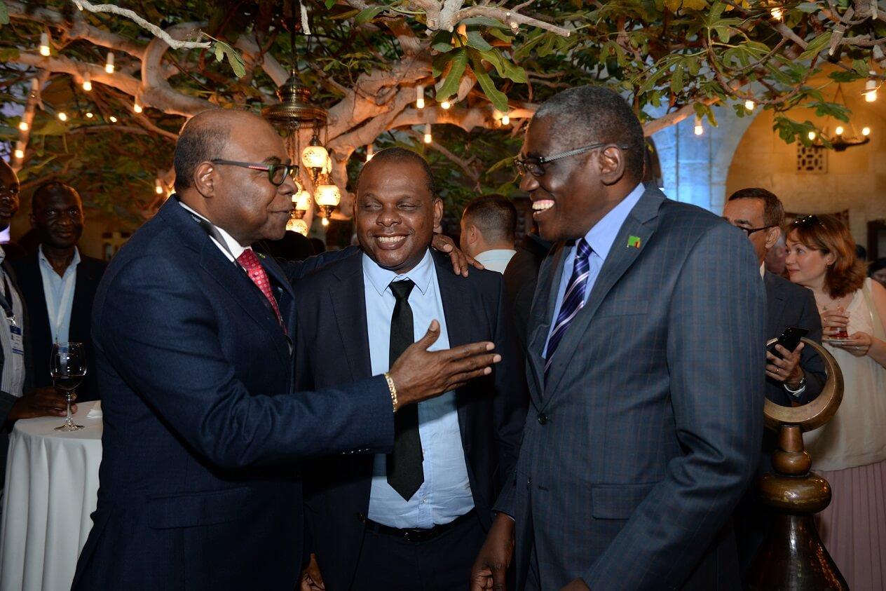 , Jamaica Tourism Minister attends UNWTO Executive Council Welcome Reception, Buzz travel | eTurboNews |Travel News
