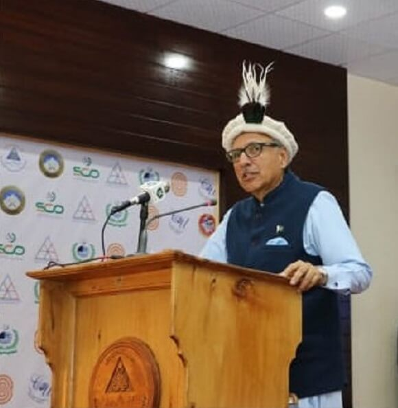 Pakistan President lauds Prince Aga Khan for promoting tourism