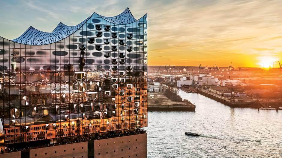 Hamburg: Elbphilharmonie 10 millionth visitor
