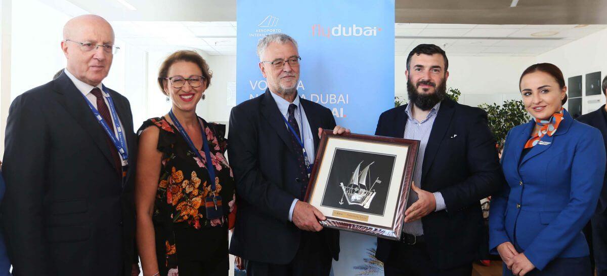 FlyDubai connects Naples to Dubai