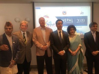 , Visit Nepal2020 Campaign entices strong support in Zurich-Paris-Brussels 2019, World News | forimmediaterelease.net